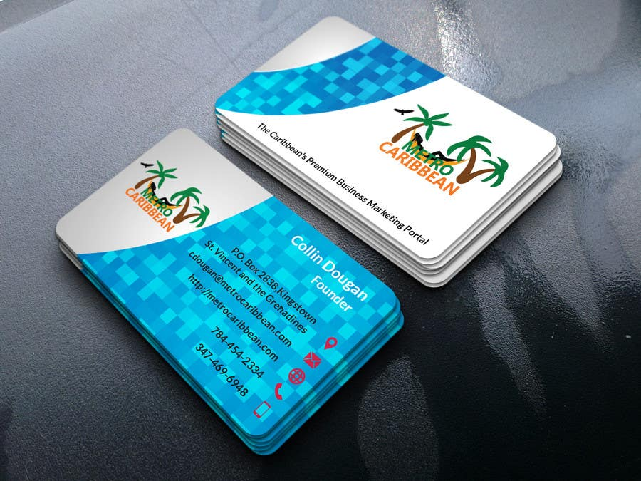 Proposition n°351 du concours Design some Business Cards