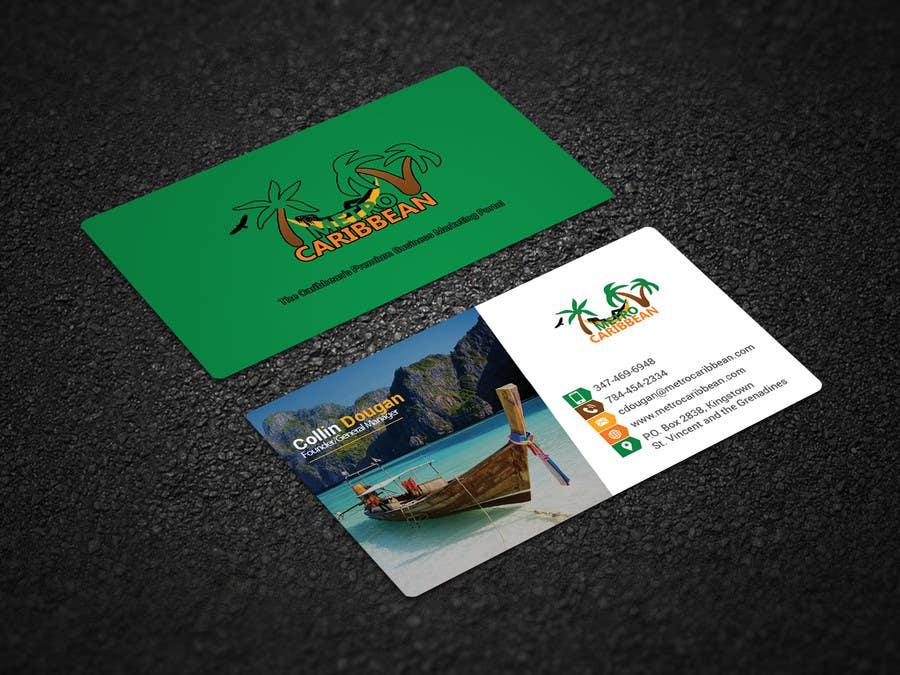 Proposition n°301 du concours Design some Business Cards