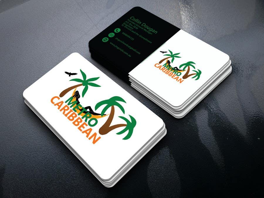 Proposition n°346 du concours Design some Business Cards