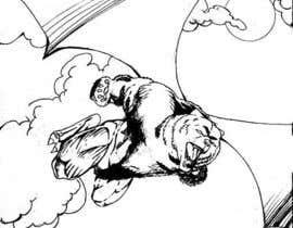 #18 para Illustrate Gargoyle/Bear de syrsyr