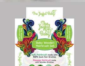 Nro 45 kilpailuun Design Logo and Gift Box for baby brand käyttäjältä rashidabegumng