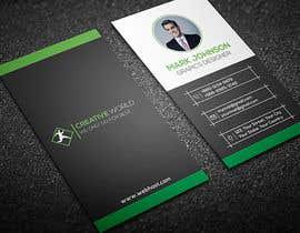 #17 for Business Card/logo Design by mhtushar322