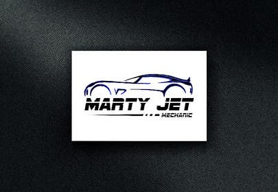 #188 for Marty Jet Mechanics by designcity676