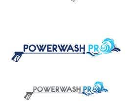 #9 for Pressure Washing Logo by shinimolgrace
