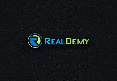 #258 for Realdemy - Logo for mobile app - Real Estate Eucation Online by Thunder18101996