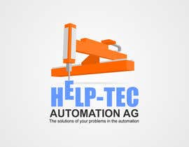 #29 para Logo Design for HELP-TEC Automation AG por dimitarstoykov
