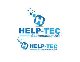 #48 for Logo Design for HELP-TEC Automation AG by logoustaad