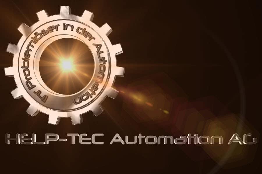 Inscrição nº                                         4                                      do Concurso para                                         Logo Design for HELP-TEC Automation AG