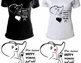 #60 for Design a T-Shirt by dreamcatcherSL