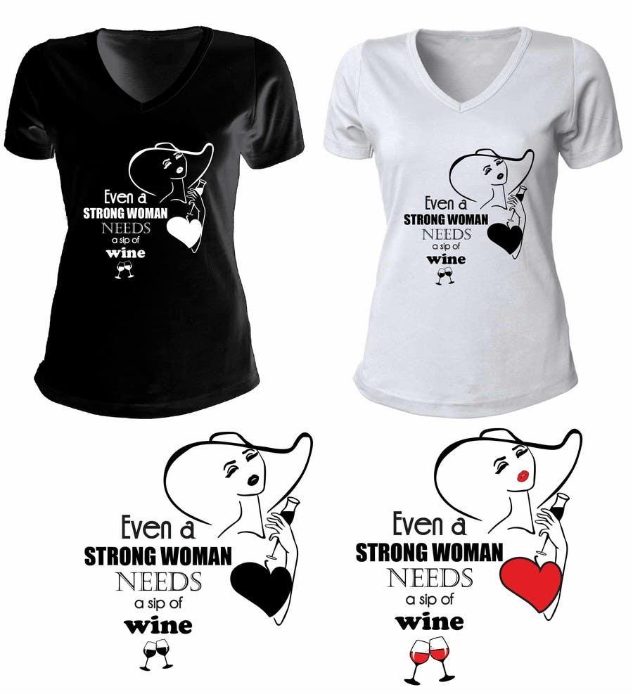 Proposition n°71 du concours Design a T-Shirt
