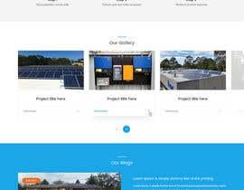 #13 for Design a Website Mockup by nizagen