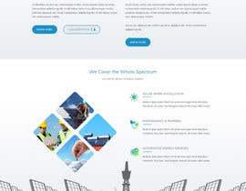 #1 for Design a Website Mockup by mazcrwe7