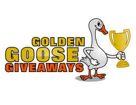 #43 for Golden Goose Giveaways Illustrated Logo by jaywdesign