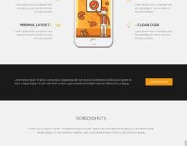 nº 16 pour Design a Website Mockup par AlexisDolores