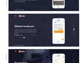 nº 24 pour Design a Website Mockup par deskjunkie