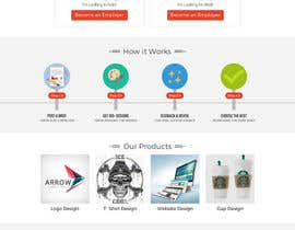 #1 for Design a Website Mockup by adixsoft