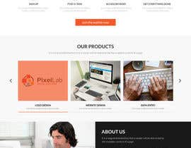 #7 for Design a Website Mockup by adixsoft