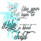 Contest Entry #10 for Cartoon illustration for charity: Use your eyes to help a blind child