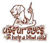 Contest Entry #13 for Cartoon illustration for charity: Use your eyes to help a blind child