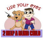 Contest Entry #4 for Cartoon illustration for charity: Use your eyes to help a blind child