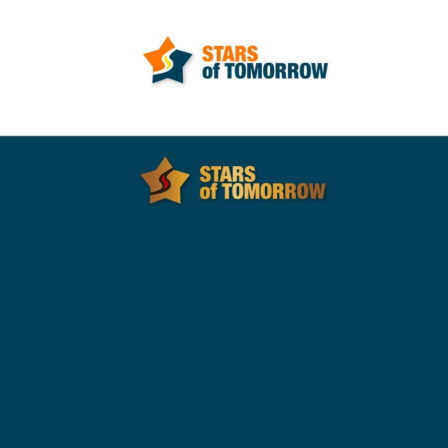 Kilpailutyö #                                        37                                      kilpailussa                                         Stars of Tomorrow - Logo