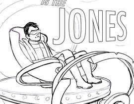#36 para Time is the Jones de HoshiPeach