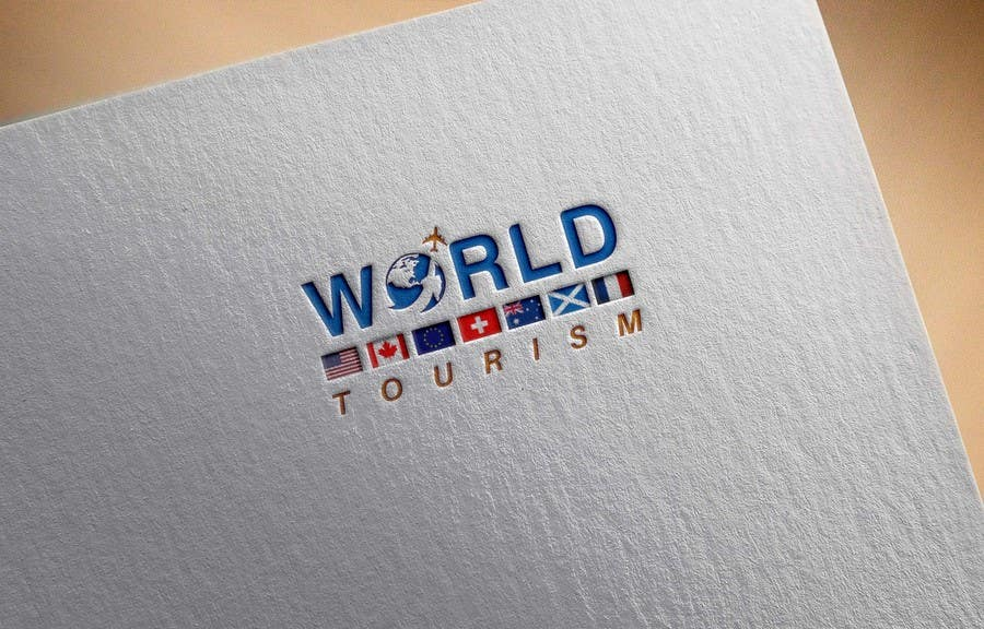 Proposition n°104 du concours NEW GLOBAL BRAND - Design a Logo for World Tourism