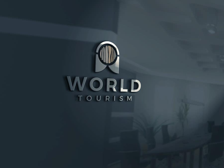 Proposition n°135 du concours NEW GLOBAL BRAND - Design a Logo for World Tourism