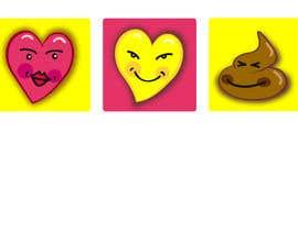 nº 33 pour 3 EMojis / Smilies for an app par hrossdesign