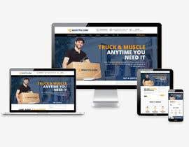 nº 11 pour Build a website for moving company par saidesigner87