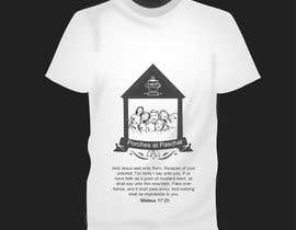 nº 16 pour Tee Shirt Logo Design par thmdesign