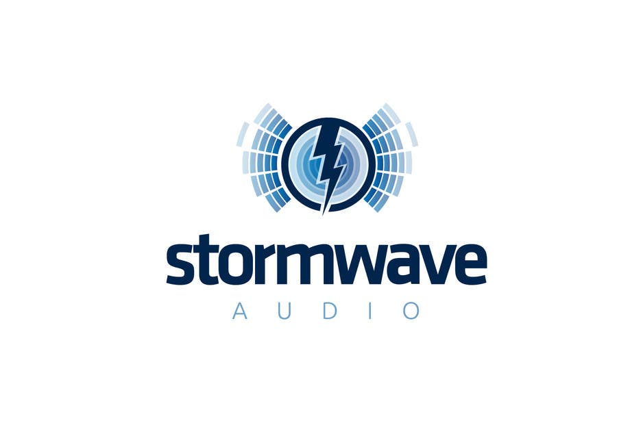 Konkurrenceindlæg #                                        114                                      for                                         Logo Design for Stormwave Audio