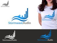 Graphic Design Konkurrenceindlæg #20 for Logo Design for Stormwave Audio