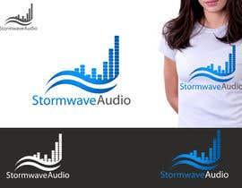 #20 para Logo Design for Stormwave Audio por csdesign78