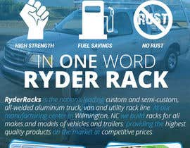 #16 for Create a Flyer for High Speed Welding/ RyderRacks by ItzNexy