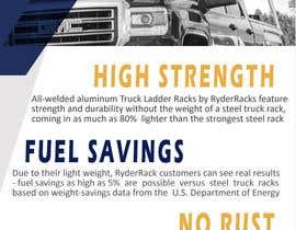 nº 3 pour Create a Flyer for High Speed Welding/ RyderRacks par BettyCH