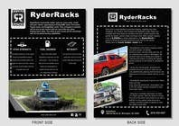 Proposition n° 14 du concours Marketing pour Create a Flyer for High Speed Welding/ RyderRacks