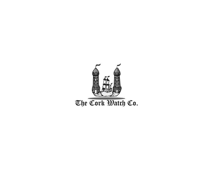 Proposition n°22 du concours The Cork Watch Co. Logo