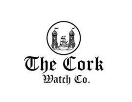 nº 43 pour The Cork Watch Co. Logo par Jhrokon
