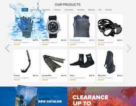 #48 for Design a Website Mockup - Redesign by adixsoft