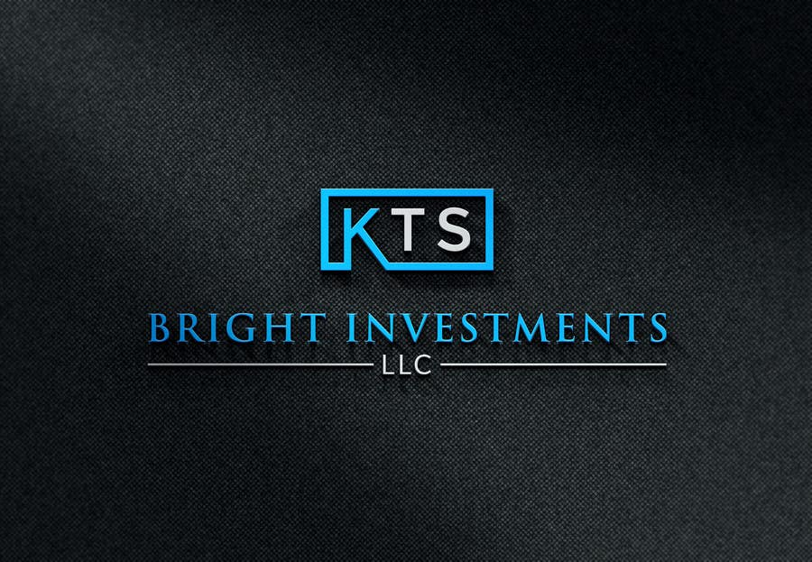 Proposition n°208 du concours KTS Logo for an investment company