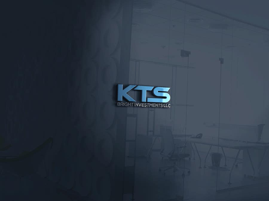 Proposition n°31 du concours KTS Logo for an investment company