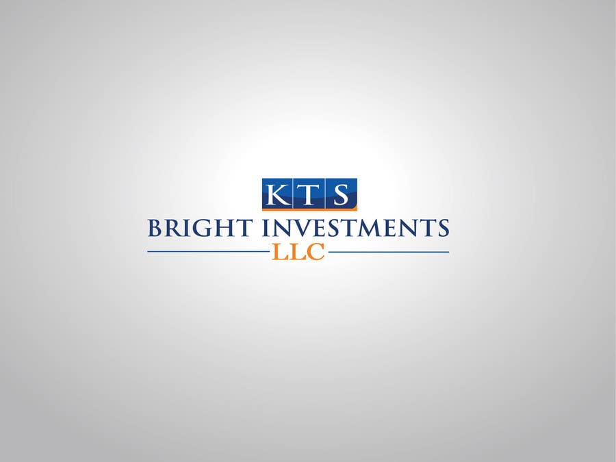 Proposition n°76 du concours KTS Logo for an investment company