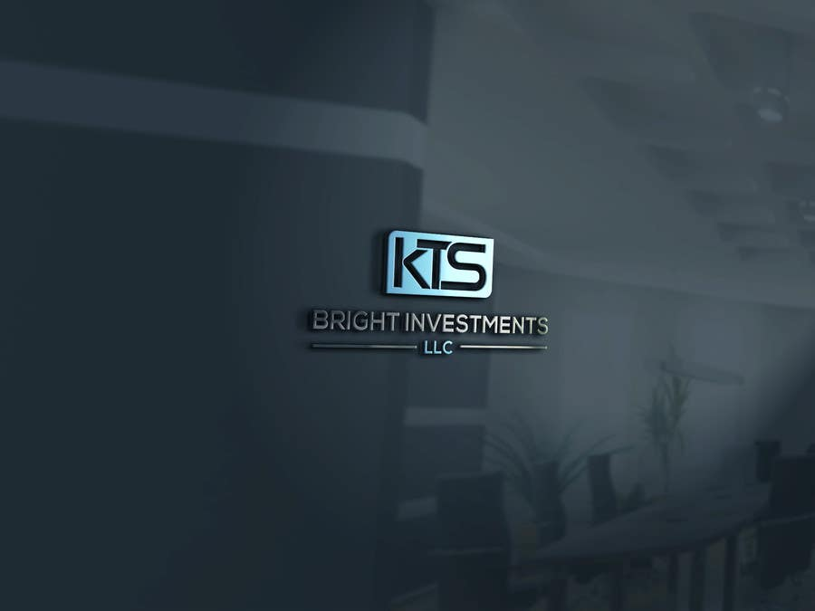 Proposition n°47 du concours KTS Logo for an investment company