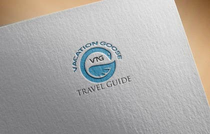 #14 for Design a Logo for Vacation Goose Travel Guide book cover by shahporan20170