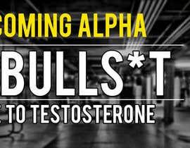 nº 27 pour Design a Banner for a Mens Fitness Website par xAzzur0