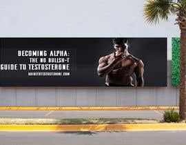 #22 for Design a Banner for a Mens Fitness Website by whyssonstudio