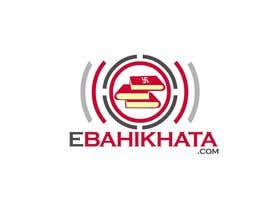 #18 for Design a Logo-ebahikhata by designmaniaa