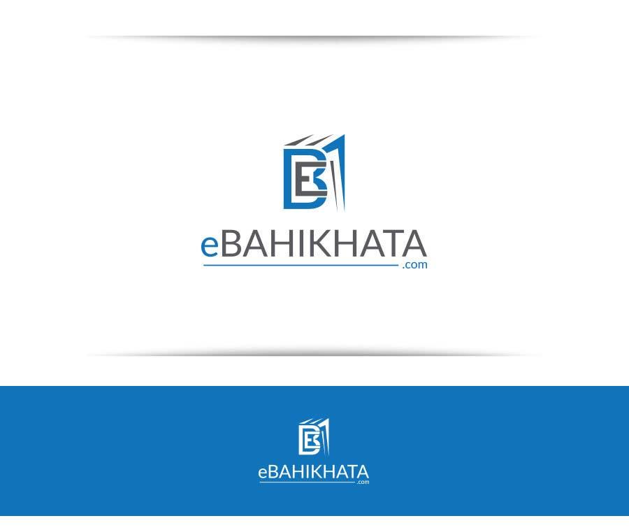 Proposition n°22 du concours Design a Logo-ebahikhata