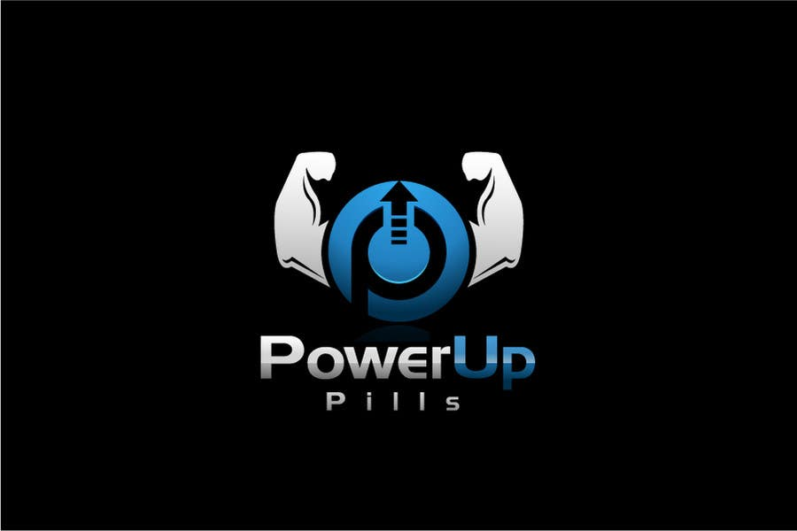 Конкурсная заявка №224 для Logo Design for Power Up Pills
